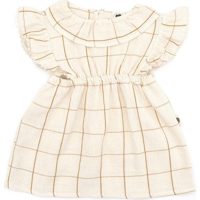 Mini Nora Jumper Skirt, Almond