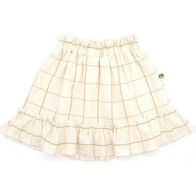 Juliette Girl Skirt, Almond