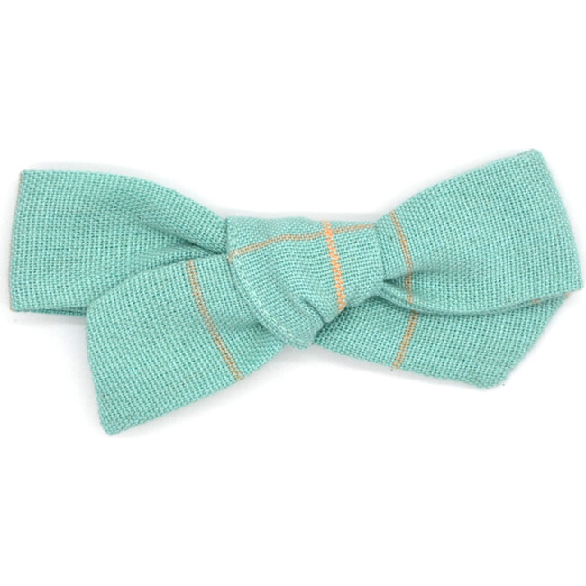 Folklore Medium Bow, Mineral Turquoise