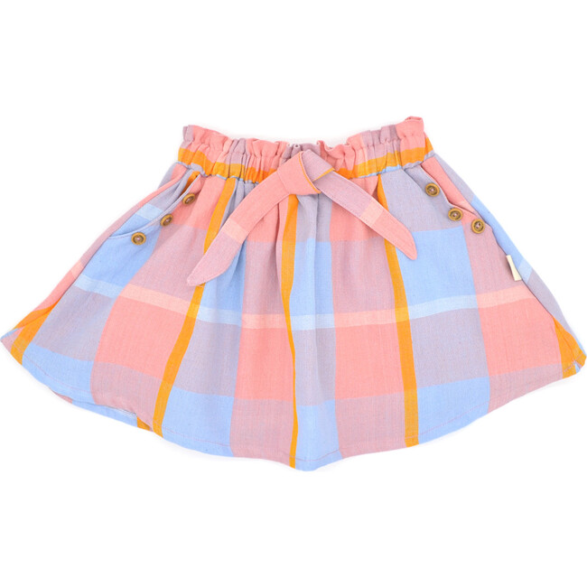 Ada Girl Skirt, Shell Pink