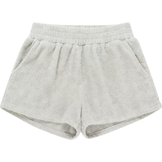 Adult Terry Pool Short, Soft Sage