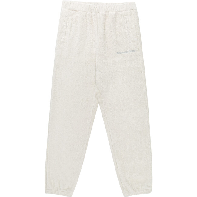 Women's Classic Terry Joggers, Soft Sage