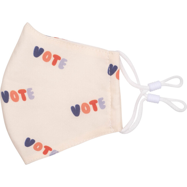 Vote Masks, Cream