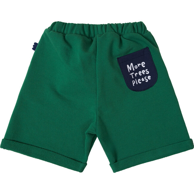 Baby Shorts, Green