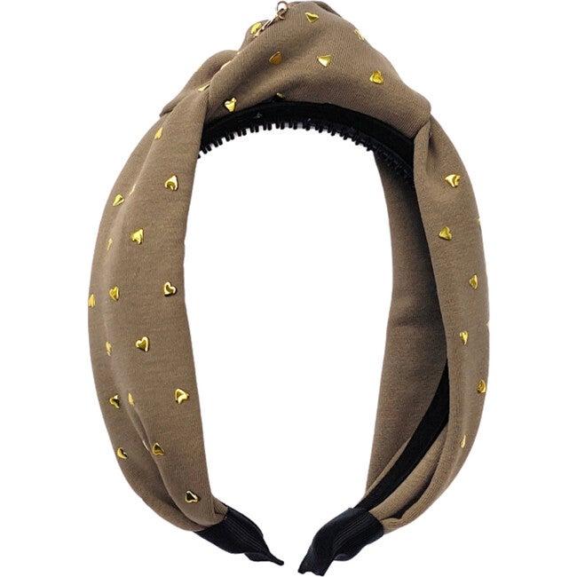 Bestie Headband, Mocha