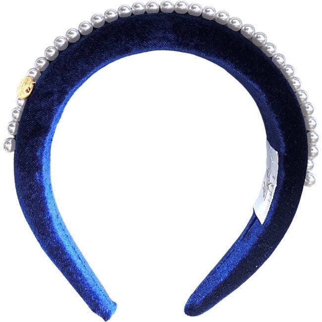 Amelia Headband, Navy