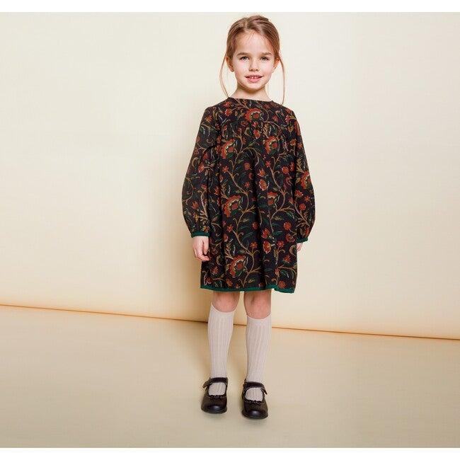 Zara Dress, Cinammon