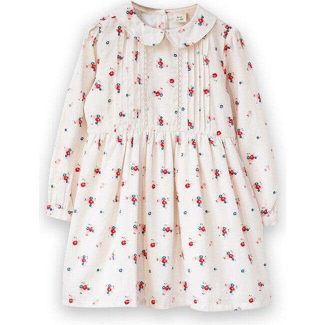 Ella Dress, Pink Floral