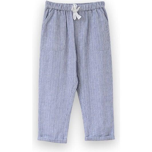 Baby Pants, Twill Stripe