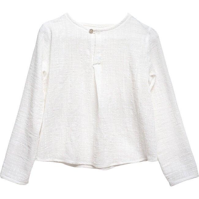 Pluto Shirt, White