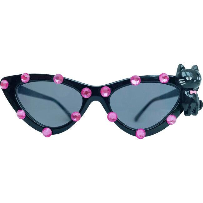 Kitty Elle Cat Eye Sunnies, Black