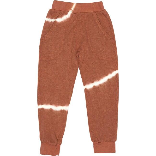 Tie Dye Town Trouser Sweatpants, Acorn