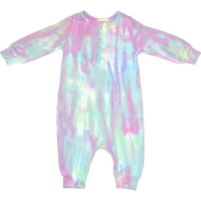 Rainbow Tie Dye Onesie, Prism
