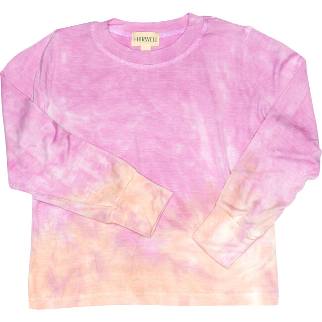 Tie Dye Bamboo Top, Popsicle