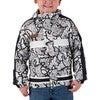 Frankie Shell Jacket, Kaleido Bear - Jackets - 2