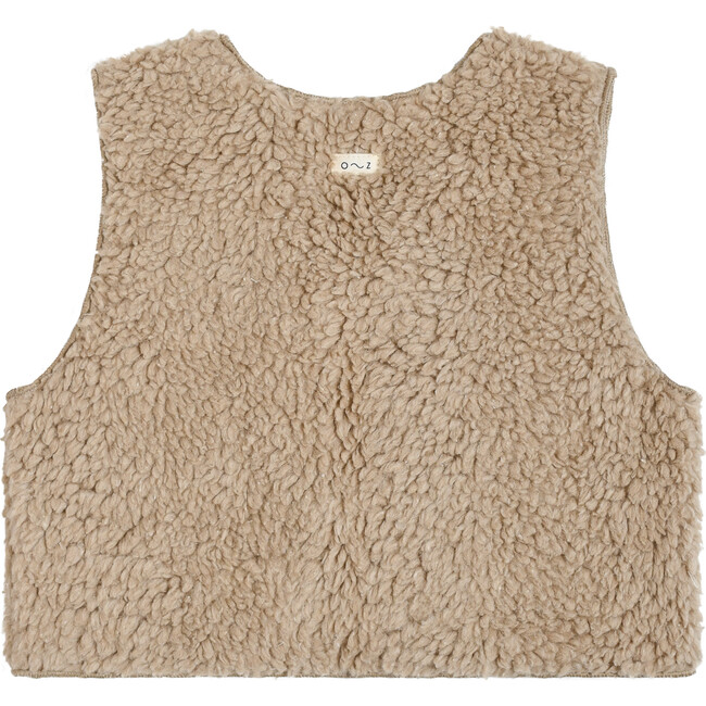 Teddy Keep Warm Vest