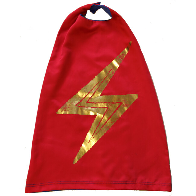 Bolt Cape, Red