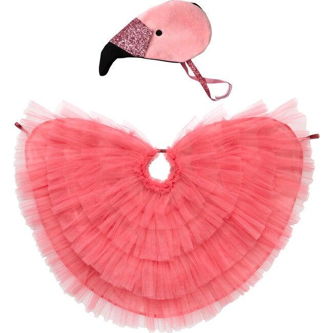 Flamingo Cape Dress Up