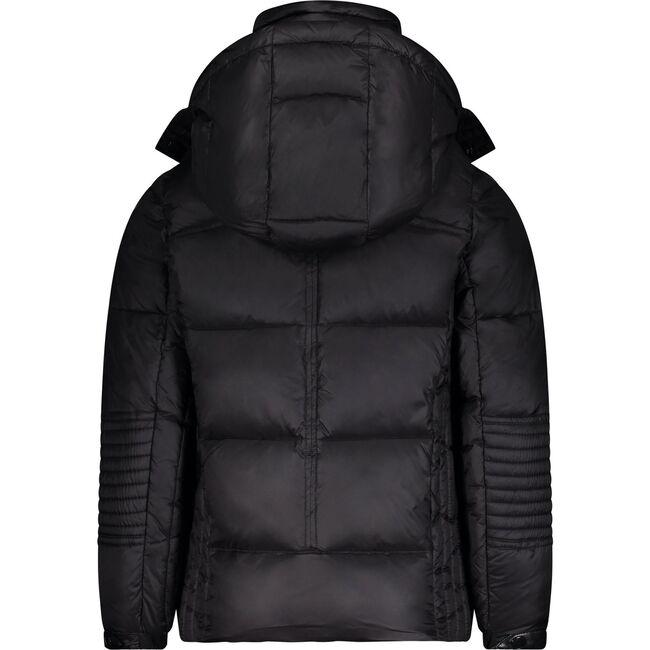 The Futurist Coat, Matt Black