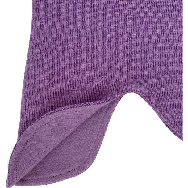 Knit Balaclava, Lilac