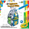 PaintOn Halloween Haunted House Magna-Tiles Structure Set - STEM Toys - 1 - thumbnail