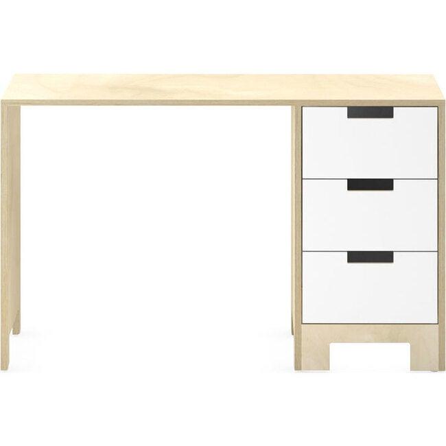 Juno Desk, Natural - Desks - 1