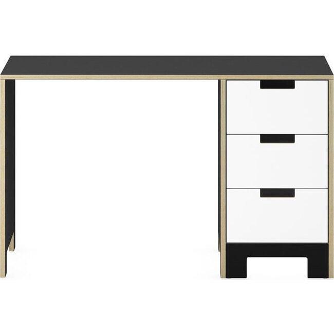 Juno Desk, Onyx - Desks - 1