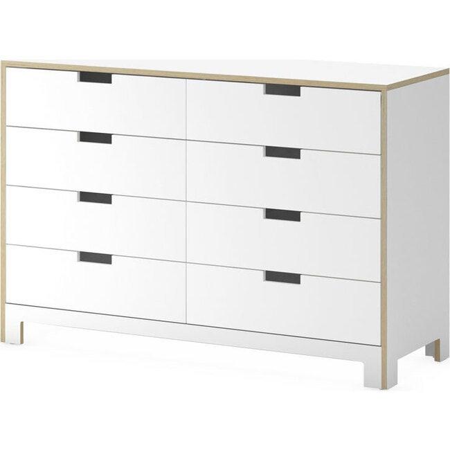 Juno Doublewide Dresser, White