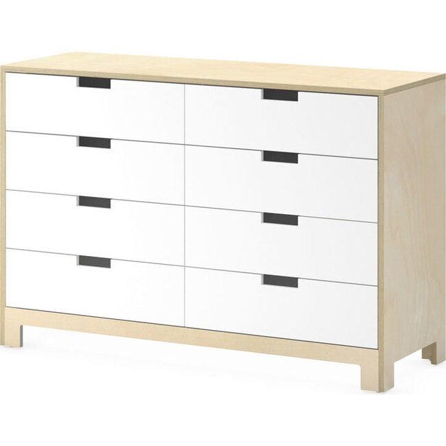 Juno Doublewide Dresser, Natural