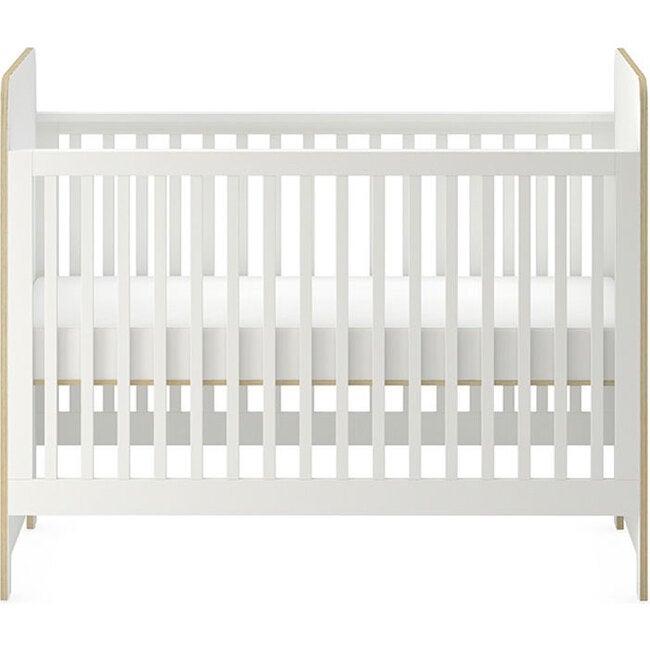 Juno Crib, White