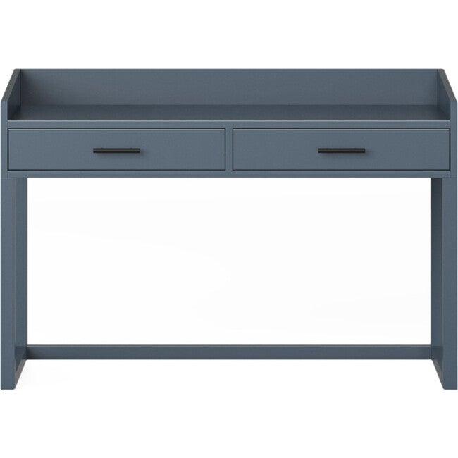 Indi Doublewide Desk, Midnight - Desks - 1