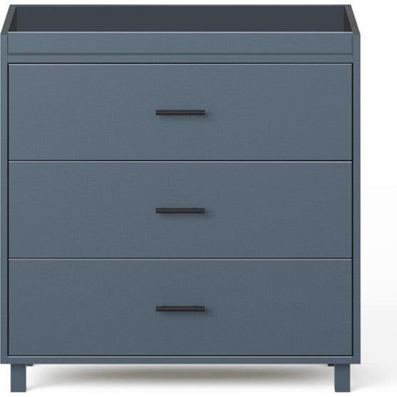 Indi 3 Drawer Changer Dresser, Midnight