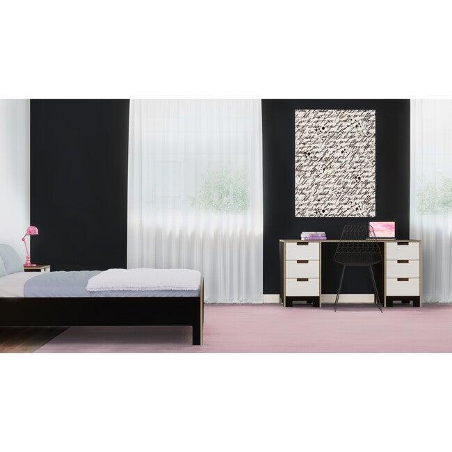 Juno Bed, Onyx