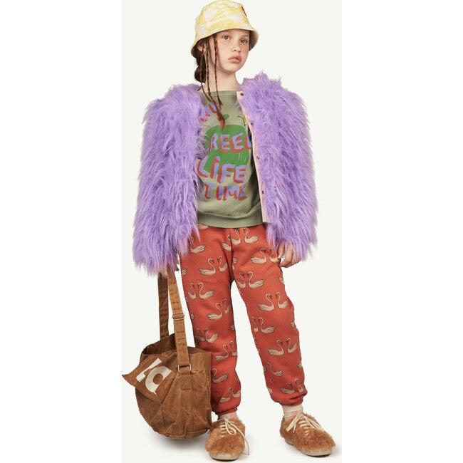 Shrew Kids Jacket, Purple