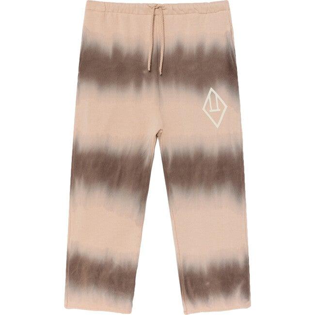 Horse Kids Trousers, Soft Pink Tie Dye