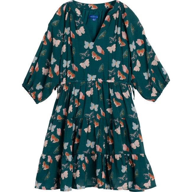 Heidi Dress, Mediterranea Butterflies