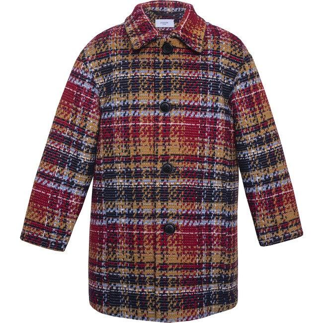 Coat Komi, Red