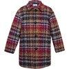 Coat Komi, Red - Wool Coats - 1 - thumbnail