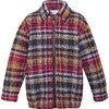 Blazer Komi, Red - Wool Coats - 1 - thumbnail