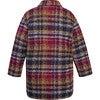 Coat Komi, Red - Wool Coats - 3