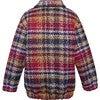 Blazer Komi, Red - Wool Coats - 3