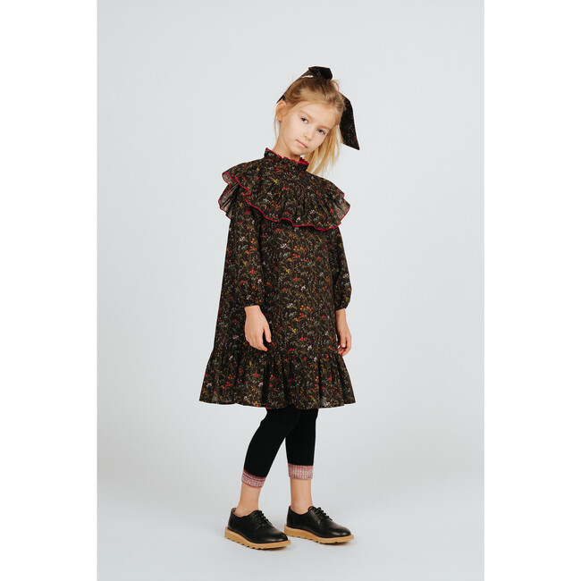 Seamless Knit Leggings, Black