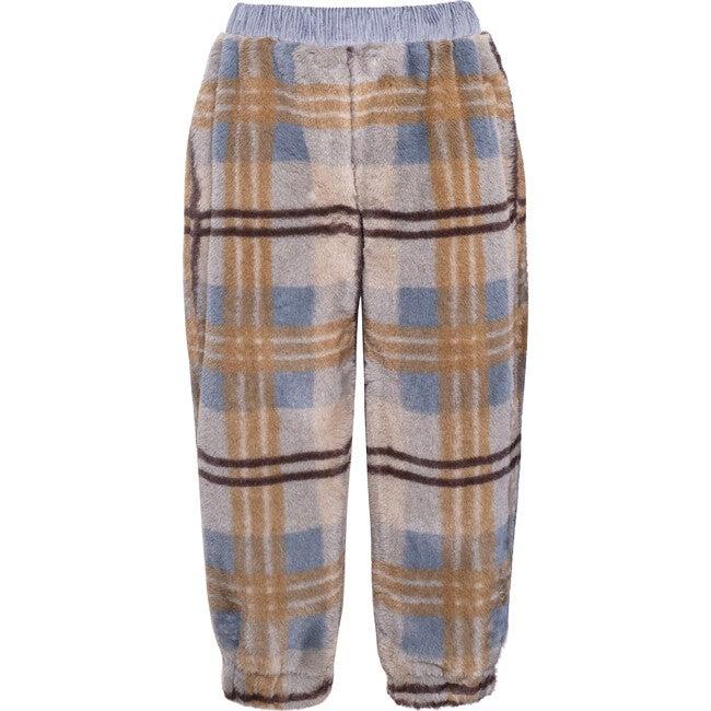 Pants Olive, Brown