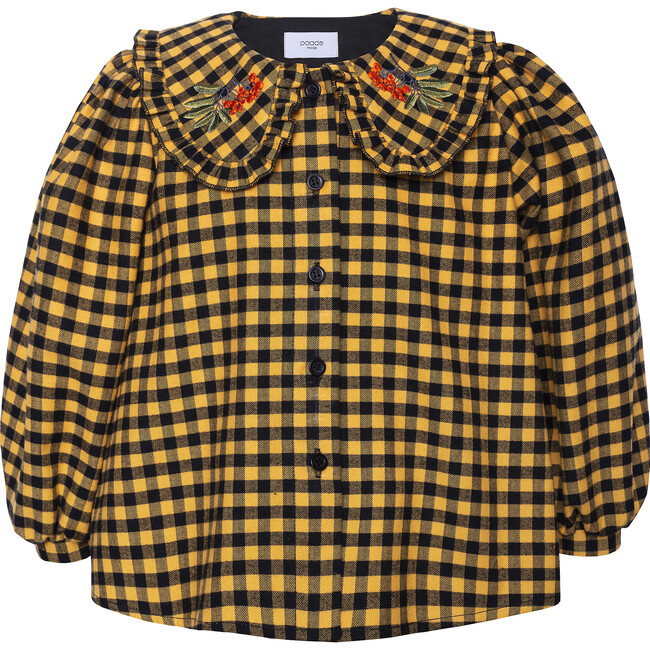 Blouse Rowan, Yellow