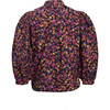 Blouse Sweet Pea, Red - Blouses - 4