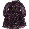 Dress Wildrose, Black - Dresses - 1 - thumbnail