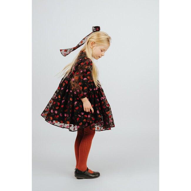Dress Wildrose, Black