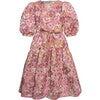 Maxi Dress Schisandra, Pink - Dresses - 1 - thumbnail
