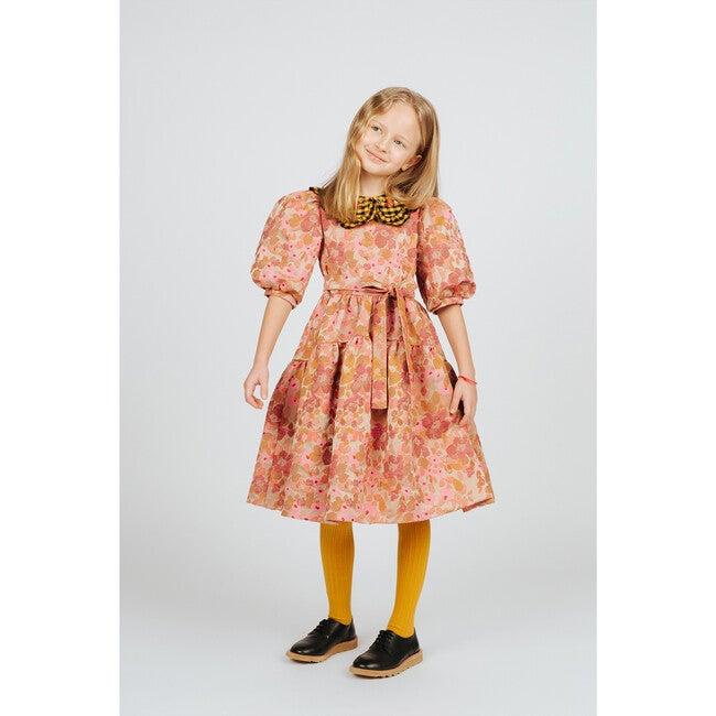 Maxi Dress Schisandra, Pink
