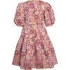 Maxi Dress Schisandra, Pink - Dresses - 4